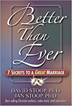 Better Than Ever by David Stoop