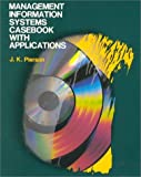 "J. K. Pierson: Book/Diskette"" 'IBM 5.2/Management Information Systems Casebook With Applications"
