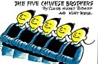 The Five Chinese Brothers by Claire Huchet…