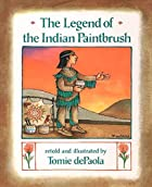 The Legend of the Indian Paintbrush by Tomie…