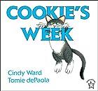 Cookie's Week by Cindy Ward
