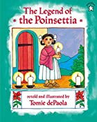 The Legend of the Poinsettia by Tomie…