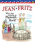 Fritz, Jean: Who's That Stepping on Plymouth Rock?