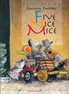 Five Nice Mice by Chisato Tashiro