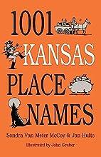 1001 Kansas Place Names by Sondra Van Meter…