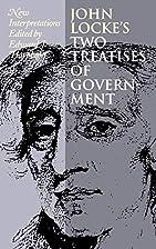 John Locke's Two treatises of government :…