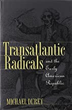 Transatlantic radicals and the early…