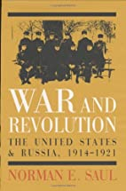 War and Revolution: The United States and…