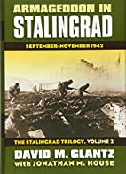 Armageddon in Stalingrad: September-November…