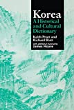 Pratt, Keith: Korea: A Historical and Cultural Dictionary