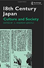 18th Century Japan: Culture and Society by…