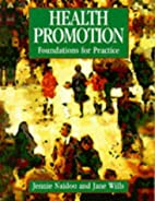 Health Promotion: Foundations for Practice…