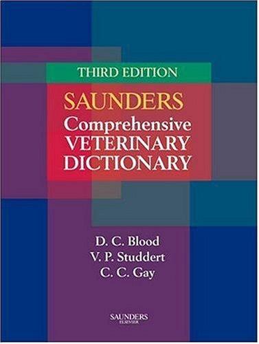 saunders-comprehensive-veterinary-dictionary-soft-cover-3e