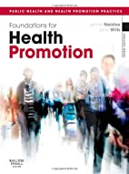 Foundations for Health Promotion, 3e (Public…