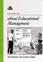Learning About Education Management…