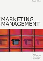 Marketing Management by J. W. Strydom
