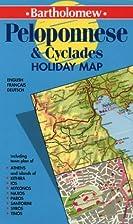 Bartholomew Peloponnese and Cyclades holiday…
