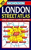 Nicholson: Nicholson London Street Atlas