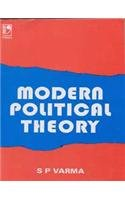 Modern Political Theory by S. P Varma