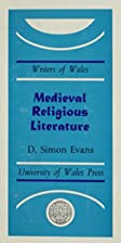 Medieval religious literature by D. Simon…