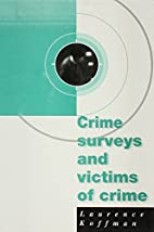 Crime Surveys and Victims of Crime by…