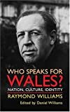 Williams, Daniel: Who Speaks for Wales?: Nation, Culture, Identity