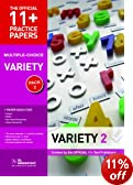 11+ Practice Papers Multiple-choice Variety Pack 2: Contains 4 Tests - Maths 11, Eng 11, VR 11, NVR 11 (The Official 11+ Practice Papers)
