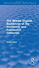 The Middle English romances of the…