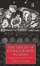 Origin Of Ethnography In Japan (Publication…