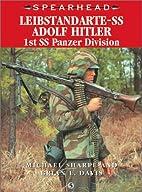 Leibstandarte-SS Adolf Hitler: 1st SS Panzer…