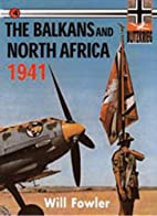 The Balkans And North Africa 1941 1942…