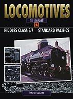 Riddles 4-6-2 BR Standard Pacifics Class 7…