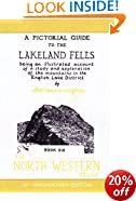 The North Western Fells (50th Anniversary Edition): Book Six (A Pictorial Guide to the Lakeland Fells): 6