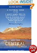 The Central Fells Second Edition (Pictorial Guides to the Lakeland Fells)