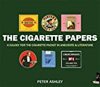 The Cigarette Papers: A Eulogy for the…