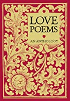 Love poems : an anthology by Michael Wylie