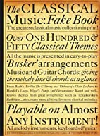 The Classical Music Fake Book by Wise…