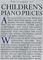 Library Of Children's Piano Pieces (Library…