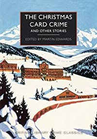 The Christmas Card Crime cover