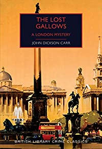 The Lost Gallows cover