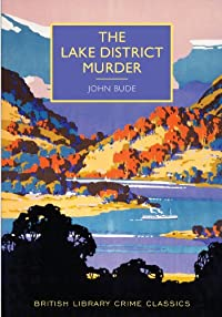The Lake District Murder cover