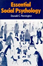 Essential Social Psychology by Donald C.…