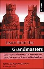 Learn From the Grandmasters: New Algebraic…