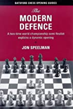 The Modern Defence: A Two-time World…