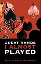 Great Hands I Wish I Had Played by Sally…