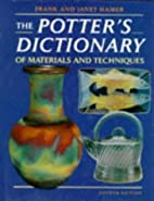 Potter's Dictionary of Materials and…
