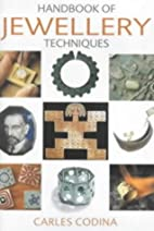 The Handbook of Jewellery Techniques by…
