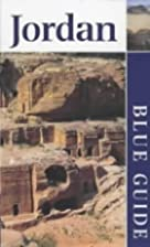 Blue Guide Jordan by Sue Rollin