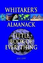 Whitaker's Almanack - Little Book of…