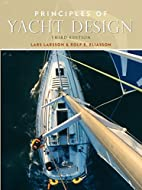 Principles of Yacht Design by Lars Larsson